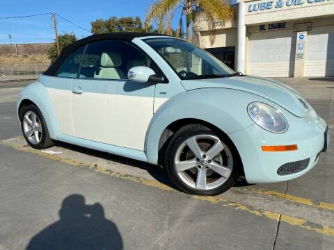 2010 Volkswagen New Beetle Convertible for sale at Luxury Auto Lounge in Costa Mesa CA