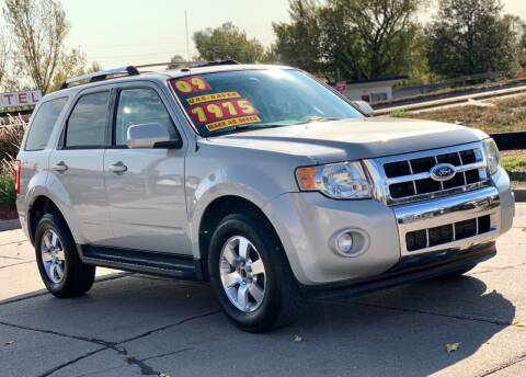 2009 Ford Escape for sale at SOLOMA AUTO SALES in Grand Island NE
