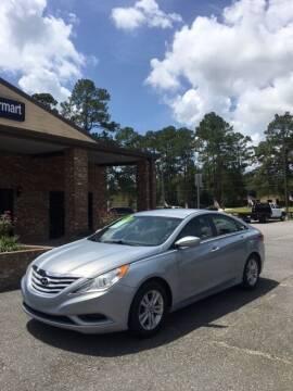 2013 Hyundai Sonata for sale at Georgia Carmart in Douglas GA