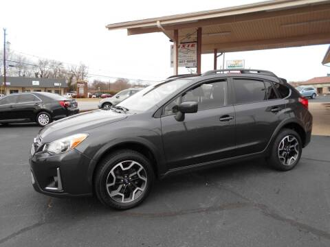 2016 Subaru Crosstrek for sale at W&W Dixie Motors Inc in Hickory NC