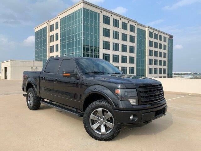 2013 Ford F-150 for sale at SIGNATURE Sales & Consignment in Austin TX