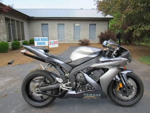 2004 Yamaha YZF-R1 for sale at Blue Ridge Riders in Granite Falls NC