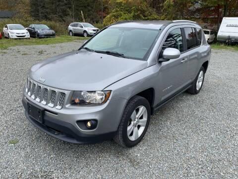2016 Jeep Compass for sale at Auto4sale Inc in Mount Pocono PA