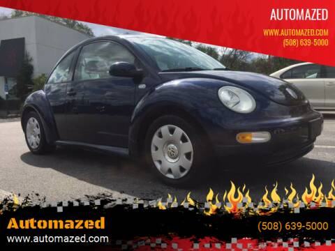 2003 Volkswagen New Beetle for sale at Automazed in Attleboro MA