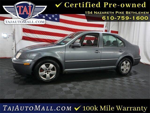 2005 Volkswagen Jetta for sale in Bethlehem, PA