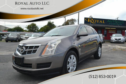 2011 Cadillac SRX for sale at Royal Auto LLC in Austin TX