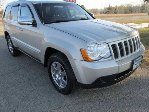 2008 Jeep Grand Cherokee for sale at Buy-Rite Auto Sales in Shakopee MN