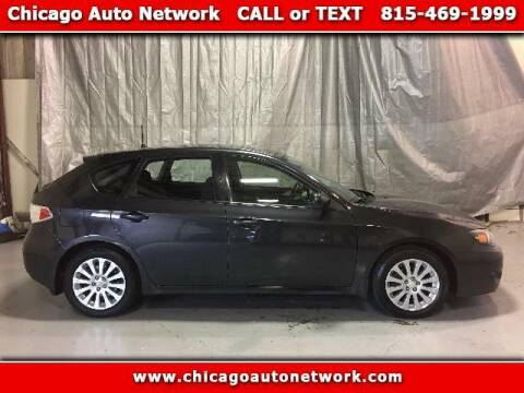 2009 Subaru Impreza for sale at Chicago Auto Network in Mokena IL