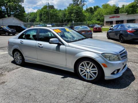 2008 Mercedes-Benz C-Class for sale at Import Plus Auto Sales in Norcross GA