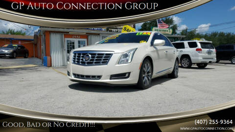 2013 Cadillac XTS for sale at GP Auto Connection Group in Haines City FL