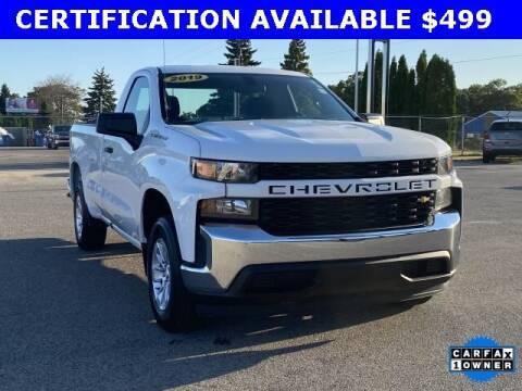 2019 Chevrolet Silverado 1500 for sale at Betten Baker Preowned Center in Twin Lake MI