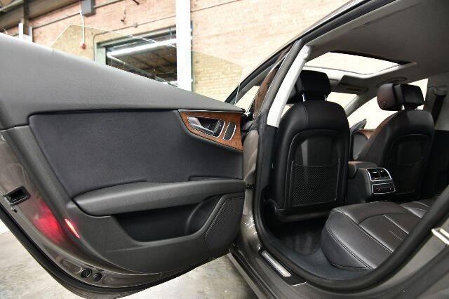 2012 Audi A7 AWD 3.0T quattro Premium Plus 4dr Sportback - Bensenville IL