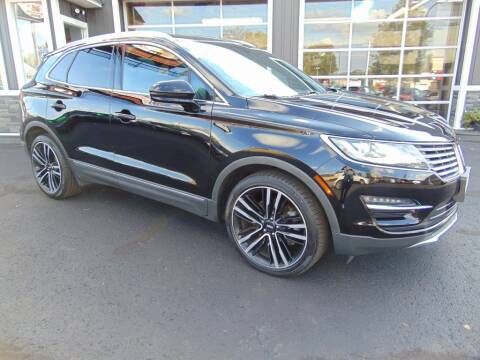 2017 Lincoln MKC for sale at Akron Auto Sales in Akron OH