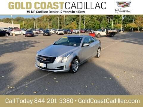 2019 Cadillac ATS for sale at Gold Coast Cadillac in Oakhurst NJ