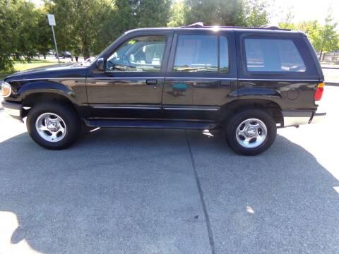 1996 Ford Explorer for sale at Signature Auto Sales in Bremerton WA