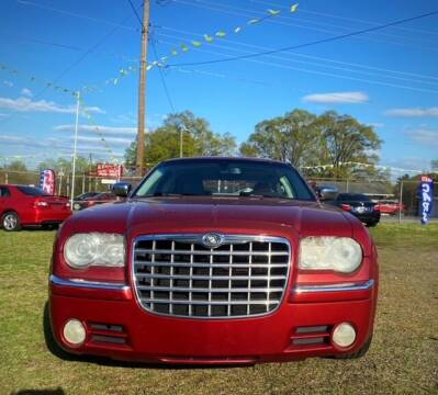 2008 Chrysler 300 for sale at Cutiva Cars in Gastonia NC