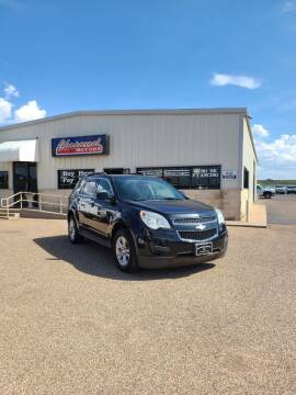 2012 Chevrolet Equinox for sale at Chaparral Motors in Lubbock TX