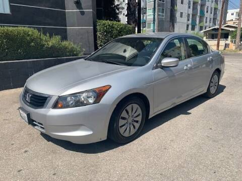 2009 Honda Accord for sale at FJ Auto Sales in North Hollywood CA