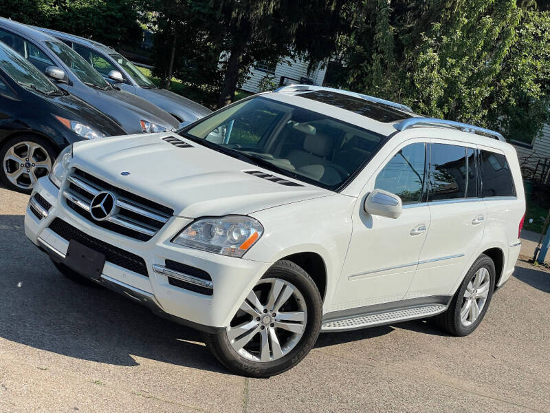2010 Mercedes-Benz GL-Class for sale at Exclusive Auto Group in Cleveland OH