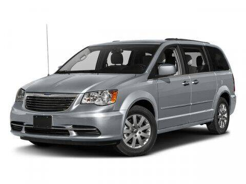 2016 Chrysler Town and Country for sale at DON'S CHEVY, BUICK-GMC & CADILLAC in Wauseon OH