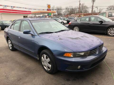 2003 Mitsubishi Galant for sale at Wise Investments Auto Sales in Sellersburg IN