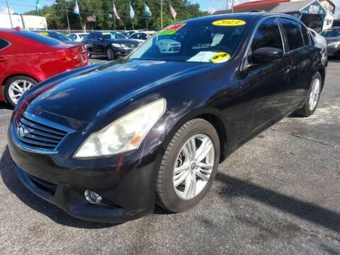 2013 Infiniti G37 Sedan for sale at AUTO IMAGE PLUS in Tampa FL