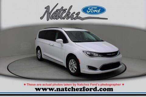 2020 Chrysler Pacifica for sale at Auto Group South - Natchez Ford Lincoln in Natchez MS
