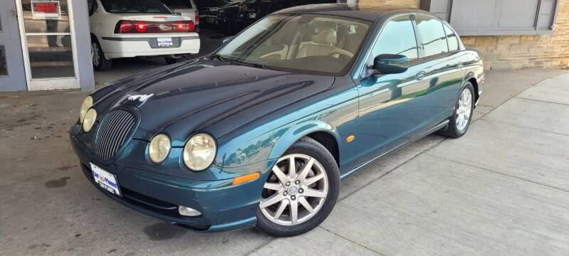 2002 Jaguar S-Type for sale at Car Planet Inc. in Milwaukee WI