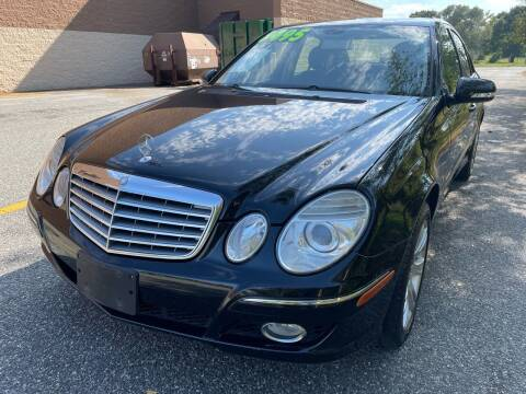 2009 Mercedes-Benz E-Class for sale at Premium Auto Outlet Inc in Sewell NJ