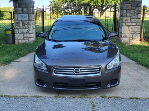 2013 Nissan Maxima for sale at Blue Ridge Auto Outlet in Kansas City MO