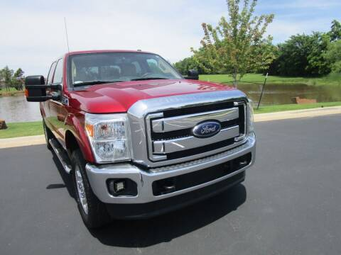 2014 Ford F-250 Super Duty for sale at Oklahoma Trucks Direct in Norman OK