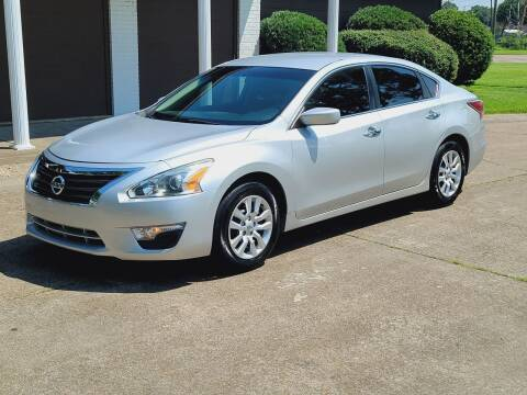 2014 Nissan Altima for sale at MOTORSPORTS IMPORTS in Houston TX