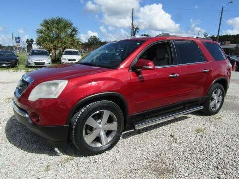 2012 GMC Acadia for sale at AUTO EXPRESS ENTERPRISES INC in Orlando FL
