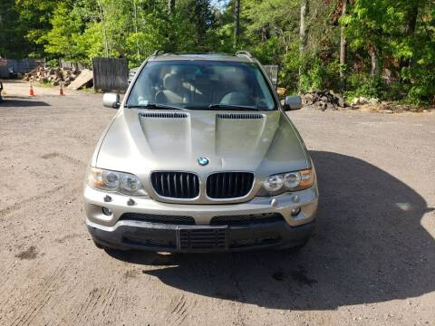 2005 BMW X5 for sale at 1st Priority Autos in Middleborough MA
