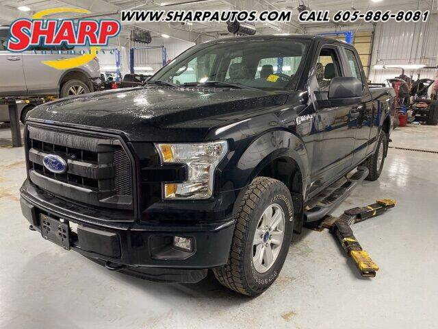 2016 Ford F-150 for sale at Sharp Automotive in Watertown SD