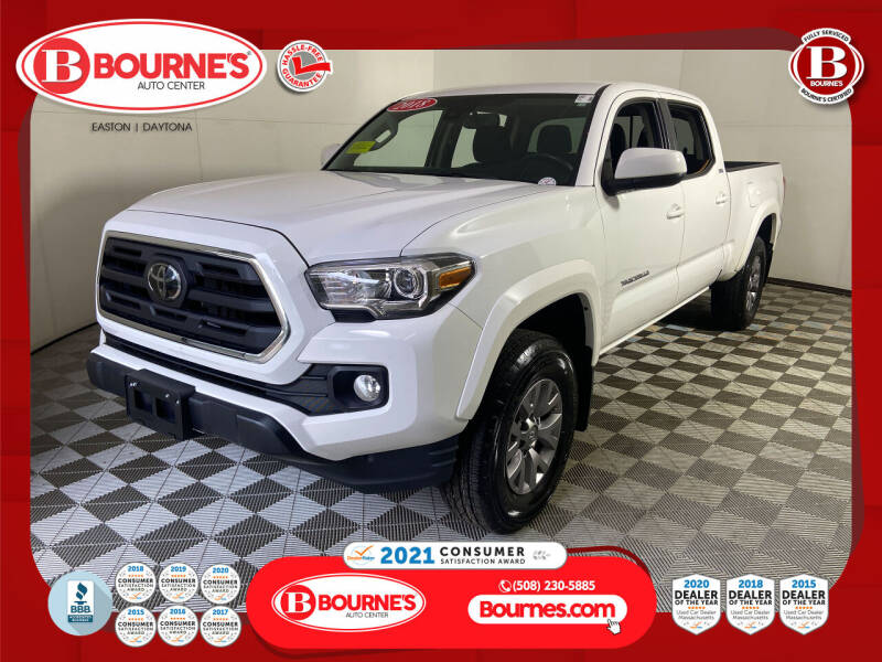 2018 Toyota Tacoma for sale in South Easton, MA