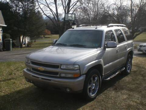 2004 Chevrolet Tahoe for sale at Alpine Auto Sales in Carlisle PA