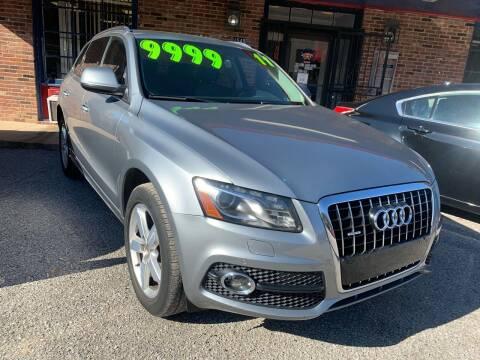 2011 Audi Q5 for sale at Super Wheels-N-Deals in Memphis TN