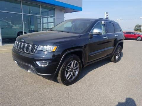 2020 Jeep Grand Cherokee for sale at Herman Jenkins Used Cars in Union City TN