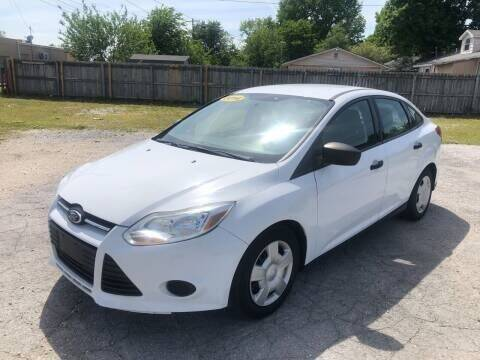 2014 Ford Focus for sale at Auto Wholesalers Of Rockville in Rockville MD