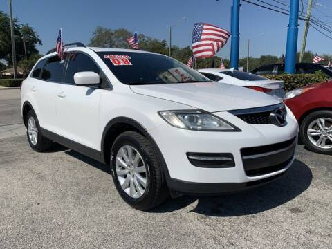 2008 Mazda CX-9 for sale at AUTO PROVIDER in Fort Lauderdale FL