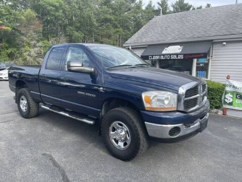 2006 Dodge Ram Pickup 2500 for sale at Clear Auto Sales in Dartmouth MA