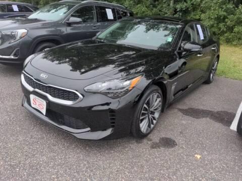 2018 Kia Stinger for sale at Strosnider Chevrolet in Hopewell VA