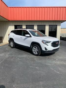 2019 GMC Terrain for sale at AUTO KING in Jonesboro AR