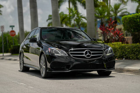 2014 Mercedes-Benz E-Class for sale at EURO STABLE in Miami FL