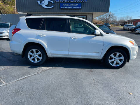 2010 Toyota RAV4 for sale at JC AUTO CONNECTION LLC in Jefferson City MO