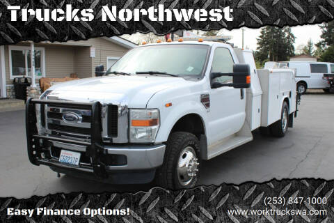 2009 Ford F-350 Super Duty for sale at Trucks Northwest in Spanaway WA
