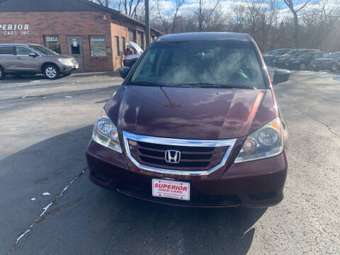 2009 Honda Odyssey for sale at Superior Used Cars Inc in Cuyahoga Falls OH