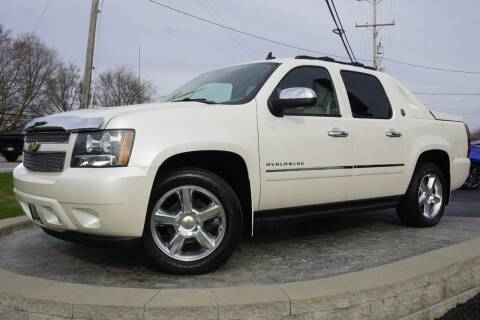 2013 Chevrolet Avalanche for sale at Platinum Motors LLC in Heath OH