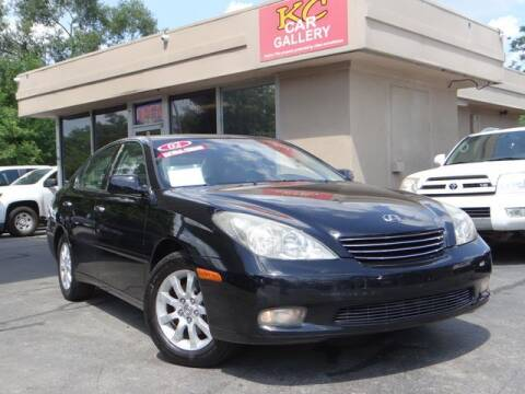 2002 Lexus ES 300 for sale at KC Car Gallery in Kansas City KS